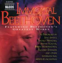 Immortal Beethoven, CD