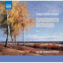 Thomas Schmidt-Kowalski (geb. 1949): Symphonische Dichtungen, CD