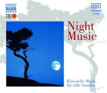 Night Music Box 1, 3 CDs