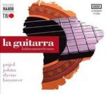 La Guitarra (Naxos Trio), 3 CDs