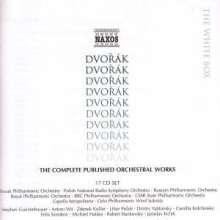 Antonin Dvorak (1841-1904): Antonin Dvorak - Das komplette Orchesterwerk, 17 CDs