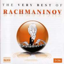 The Very Best of Rachmaninoff, 2 CDs