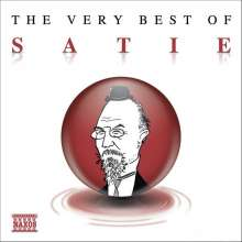 The Very Best of Satie, 2 CDs