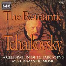 Romantic Tschaikowsky, CD