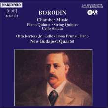 Borodin / Kertesz / Pru: Chamber Music, CD