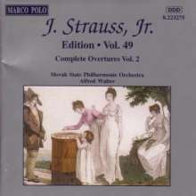 Johann Strauss II (1825-1899): Johann Strauss Edition Vol.49, CD