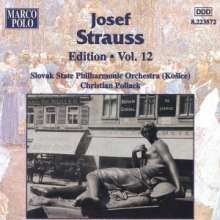 Joseph Strauss (1827-1870): Joseph Strauss Edition Vol.12, CD