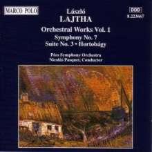 "Laszlo Lajtha (1892-1963): Symphonie Nr.7 ""Revolution Symphony"", CD"