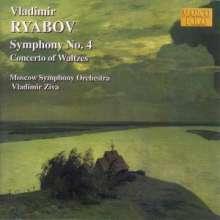 Vladimir Ryabov (geb. 1950): Symphonie Nr.4 op.22, CD