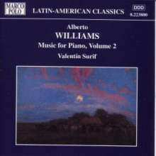 Alberto Williams (1862-1952): Klavierwerke Vol.2, CD