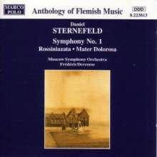 Daniel Sternefeld (1905-1986): Symphonie Nr.1, CD