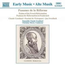 Psaumes de la Reforme, CD