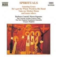 Barbara Conrad singt 16 Spirituals, CD
