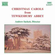 Choir of Tewkesbury Abbey School, CD