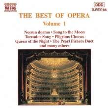 Best of Opera Vol.1, CD