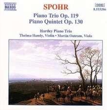 Louis Spohr (1784-1859): Klaviertrio Nr.1, CD