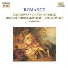 Romance, CD