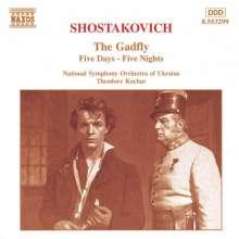 Dimitri Schostakowitsch (1906-1975): Filmmusik, CD