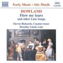 John Dowland (1562-1626): Lautenlieder, CD