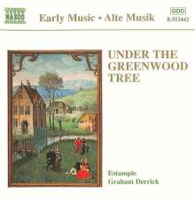 Under the Greenwood Tree, CD