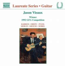 Jason Vieaux - Guitar Recital, CD