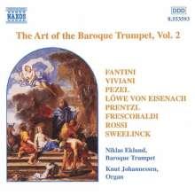 Niklas Eklund - Art of Baroque Trumpet 2, CD