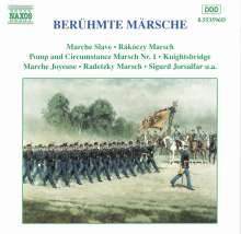 Famous Marches, CD