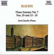 Joseph Haydn (1732-1809): Klaviersonaten H16 Nr.20,33,43,45, CD