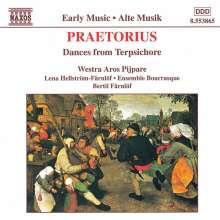 Michael Praetorius (1571-1621): Terpsichore (Ausz.), CD
