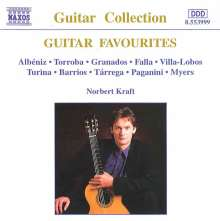 Norbert Kraft - Guitar Favourites, CD