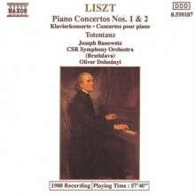 Klavierkonzerte 1+2, CD