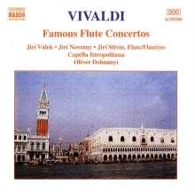 Vivaldi:famous Flute Concer, CD