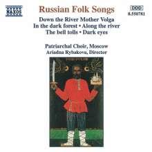 Russian Folk Songs, CD