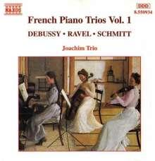 Joachim Trio - Frz.Klaviertrios, CD