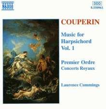 Francois Couperin (1668-1733): Livre de Clavecin 1:Ordre 1, CD
