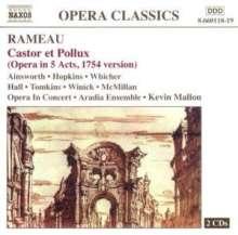 Jean Philippe Rameau (1683-1764): Castor et Pollux, 2 CDs