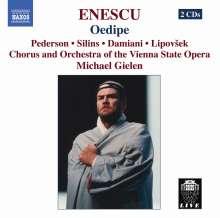 George Enescu (1881-1955): Oedipe, 2 CDs