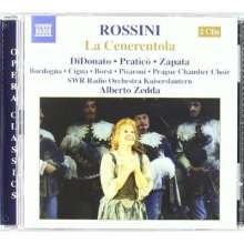 Gioacchino Rossini (1792-1868): La Cenerentola, 2 CDs