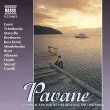 Night Music 3 - Pavane, CD