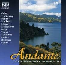 Andante, CD
