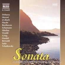 Sonata, CD