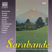 Sarabande, CD