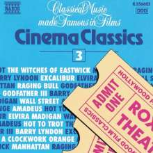 Cinema Classics Vol.3, CD