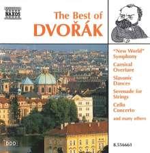 Best of Dvorak, CD