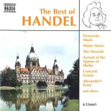 Best of Händel, CD