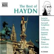 Best of Haydn, CD