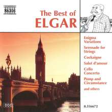 Best of Elgar, CD
