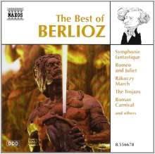 Best of Berlioz, CD