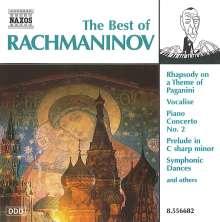 Best of Rachmaninoff, CD