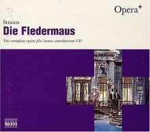 Johann Strauss II (1825-1899): Die Fledermaus, 3 CDs